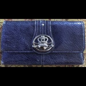 Kathy van Zeeland long wallet